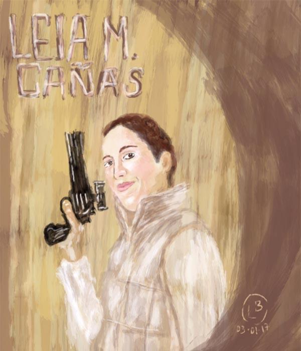Leia Cañas